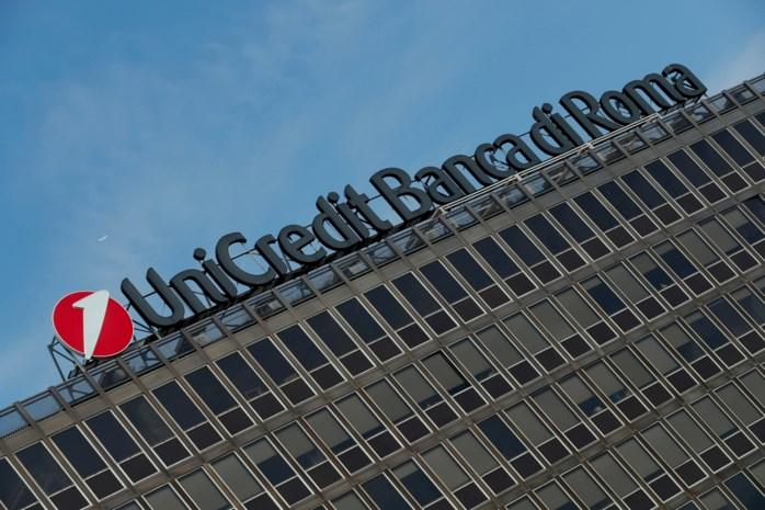 8.000 banen weg bij Italiaanse grootbank UniCredit