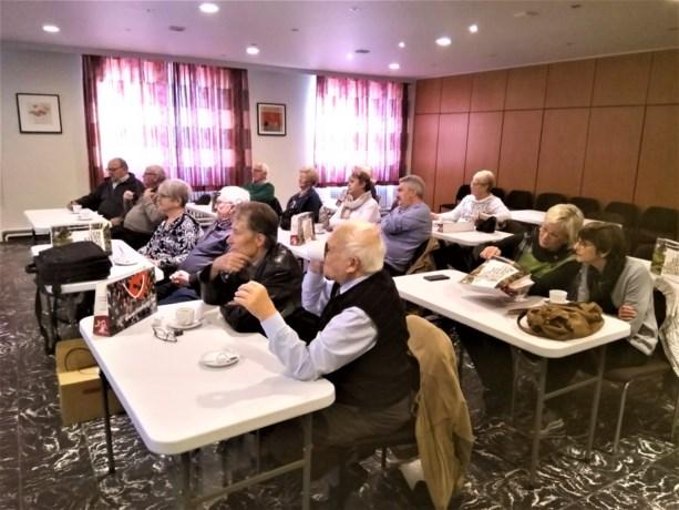 Senioren van OKRA leren zich beschermen