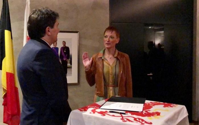 Leopoldsburg heeft voor het eerst een vrouw als burgemeester