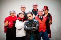 Kerstkomedie 'Vallende sterren' in Theater De Roxy