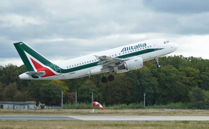 Italiaanse regering houdt Alitalia in de lucht met nieuwe staatslening