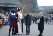 Sint verrast met verjaardagstaart op Kleuter- en Lagere School Sint-Lambertus