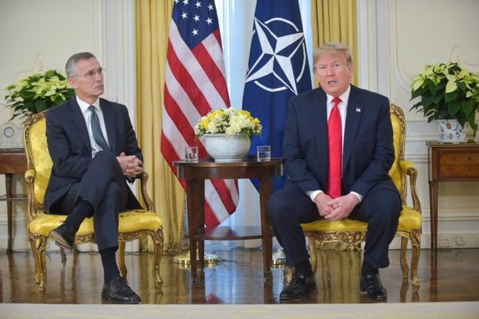 """NAVO-top:""""Leiders verwijzen naar uitdagingen China in gezamenlijke verklaring"""""""