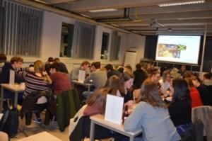 PXL-studenten in internationale sferen