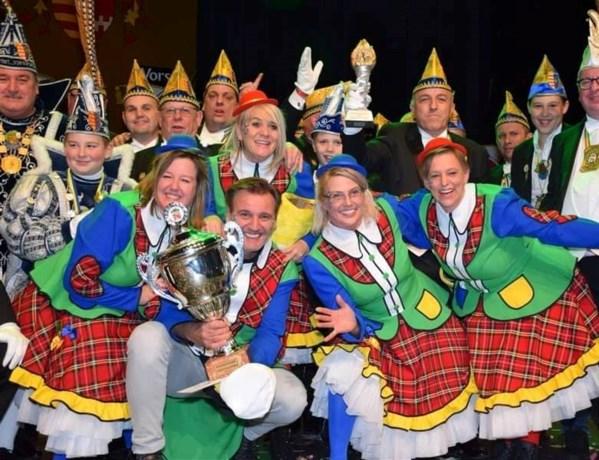 Orde van de Spasbinken winnaar Carnavalissima 2020