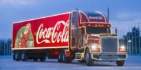 Iconische Coca-Cola kersttruck komt ook dit jaar naar Hasselt