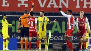 HERBELEEF. STVV verliest met 3-0 tegen Zulte Waregem