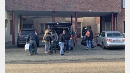 Eerste bewoners aangekomen in asielcentrum