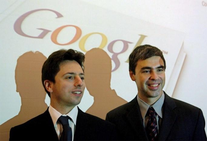 Oprichters Google zetten stap terug bij moederbedrijf Alphabet