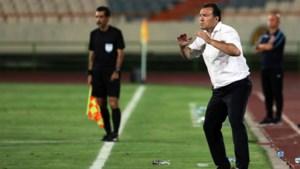 Marc Wilmots niet langer bondscoach van Iran