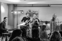Jazz combo's Academie in concert