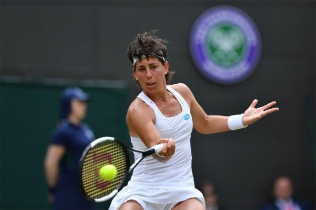 Carla Suarez Navarro zet eind 2020 een punt achter haar tenniscarrière