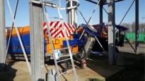 Bilzen koop intelligente volautomatische zoutstrooiers met routebegeleiding
