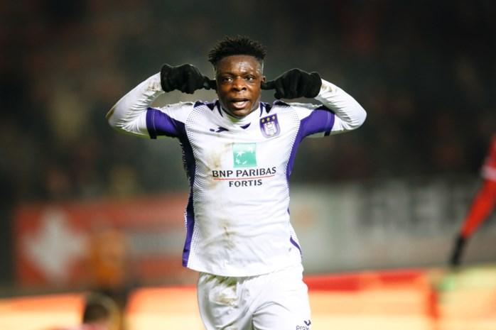 Anderlecht verjaagt crisis met kwalificatie in de beker tegen Moeskroen