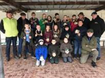 Leerlingen uit Ellikom zorgen voor tuinvogels