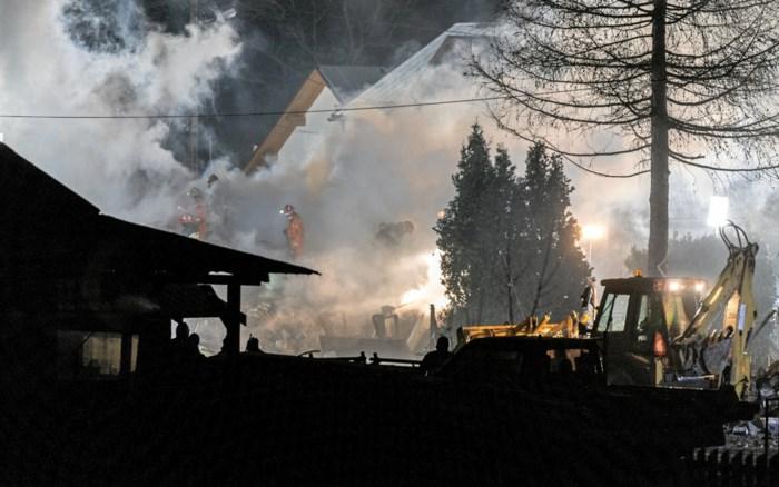 Acht doden bij gasexplosie in Polen