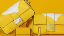 Fendi lanceert geparfumeerde handtas