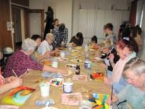 Breien is schilderen met naalden