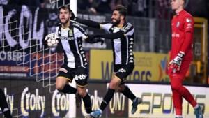Bruno schiet Charleroi naar laatste acht