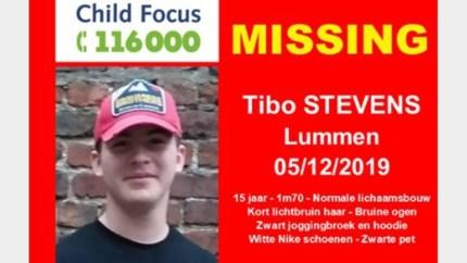 15-jarige Lummenaar vermist