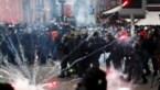 Frankrijk staakt en betoogt tegen pensioenplannen Macron