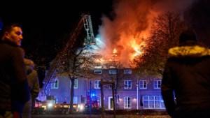 Nog geen verdachte opgepakt na brand in asielcentrum Bilzen: