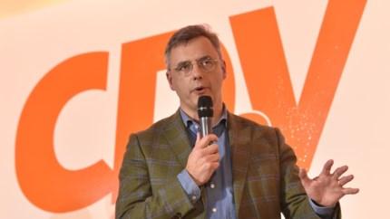 Joachim Coens, de havenbaas die CD&V-voorzitter wordt