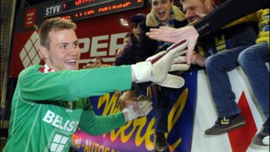 STVV-fans beloven Simon Mignolet warm onthaal