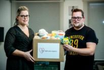 Beringse vzw maakt geboorteboxen voor kansarme moeders