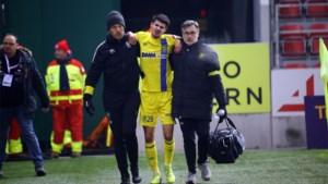 De Smet en Ito aan de kant tegen Club Brugge