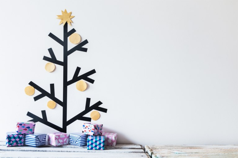 Nostalgie met een ecologisch kantje: Tips voor een hippe kerstboom