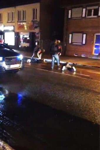 Arrestaties midden op Koolmijnlaan in groot drugsonderzoek