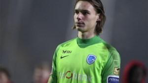 17-jarige Maarten Vandevoordt ook tegen Cercle Brugge onder de lat