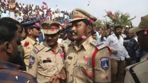 Indiase politie schiet vier verdachten van verkrachting en moord op jonge vrouw dood