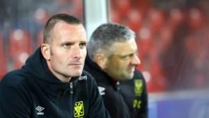 """Laatste wedstrijd van Nicky Hayen als T1 van STVV? """"Na Brugge zal ik snel meer weten"""""""