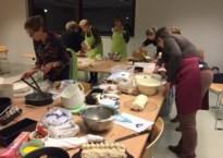KVLV bakt 24 kersttaarten op één avond