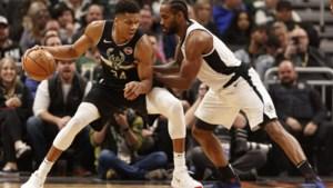 NBA. 'Greek Freak' en zijn Bucks halen uit tegen de Clippers, New York ontslaat coach