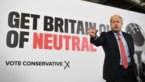 Boris Johnson blijft liefst onzichtbaar in kiesstrijd