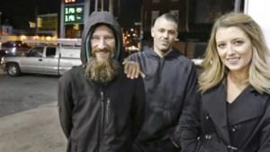 Koppel zamelde geld in om dakloze te helpen, maar krijgt nu stevige celstraf