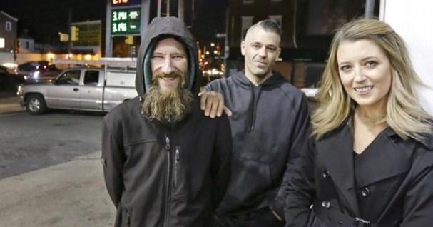 Koppel zamelde geld in om dakloze te helpen, maar krijgen nu stevige celstraf