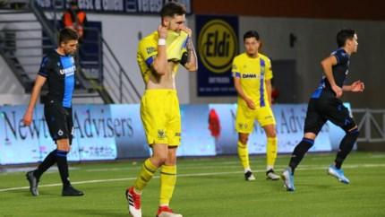 STVV in slotfase onderuit tegen competitieleider Club Brugge
