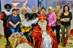 Sinterklaas op bezoek in Corsala