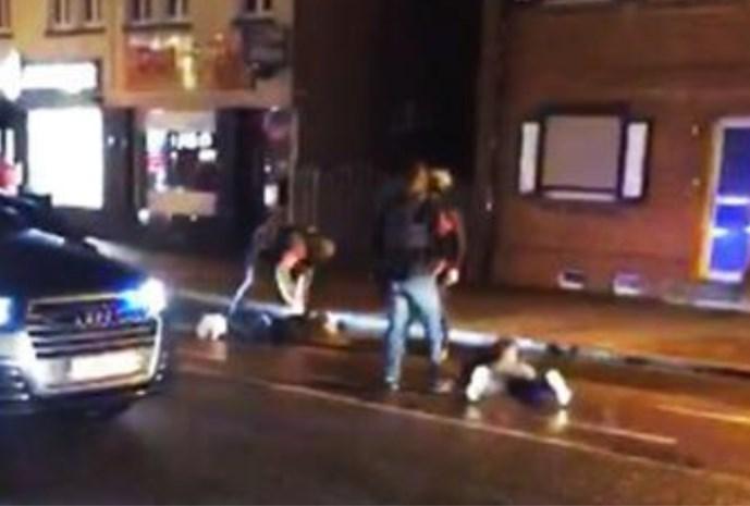 Arrestaties midden op Koolmijnlaan in Heusden-Zolder in groot drugsonderzoek