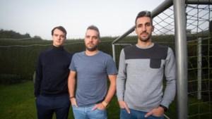 Broers Vandecaetsbeek: met drie samen in zaal, met twee bij Torpedo