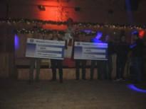 Kiwanis Maaseik schenkt 7.000 euro aan goede doelen