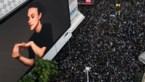 Waarom tienduizenden mensen in het zwart gekleed door de straten van Hongkong trekken