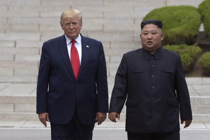 """Opmerkingen van Trump wekken """"haatgolven"""" tegen VS op in Noord-Korea"""
