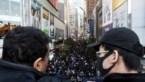 Opnieuw tienduizenden mensen op straat in Hongkong