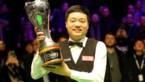 Chinees Ding zet UK Championship snooker voor de derde keer op zijn erelijst