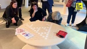 Daubechies opent in NAC 'Wiskundige kunstwerkjes'